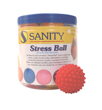 BOLA CRESPA - STRESS BALL